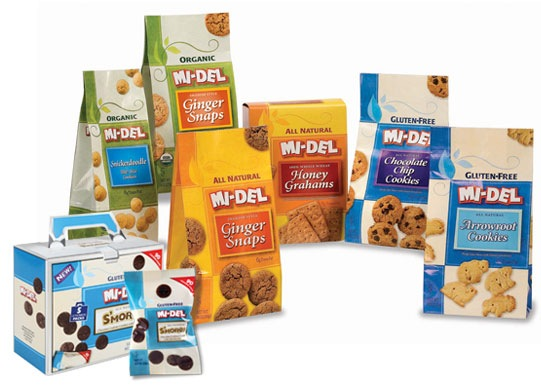 MI-DEL Organic Cookies Review and Giveaway
