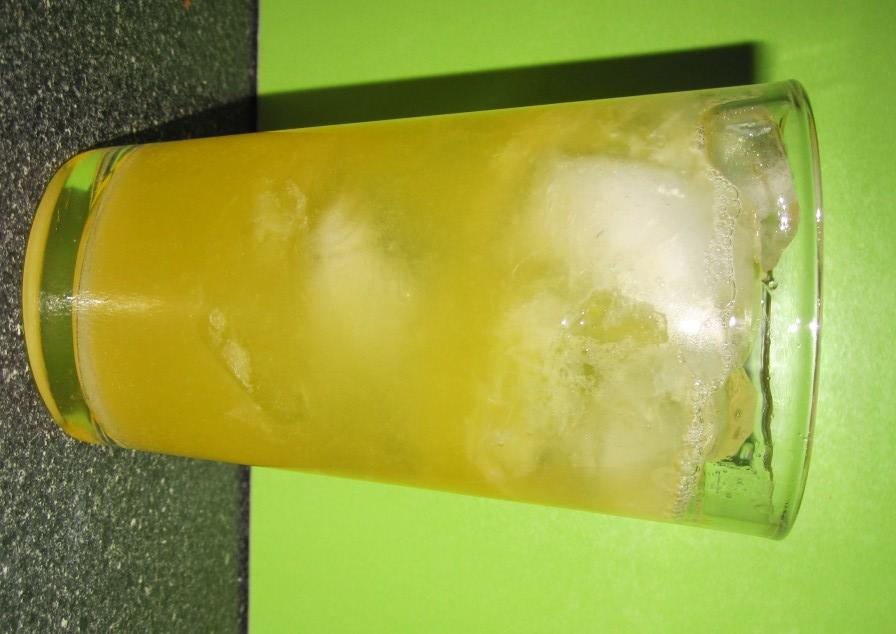 lemon orange drink