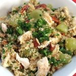 Healthy Chicken and Quinoa Salad – Guest post from Krazy Kris