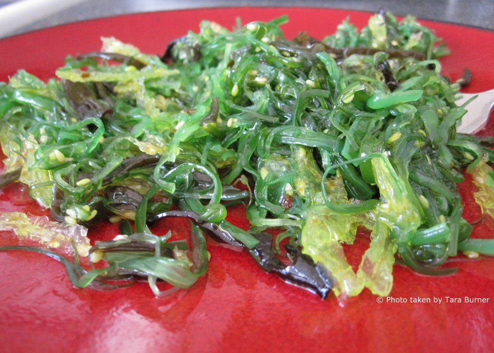sea weed salad recipe