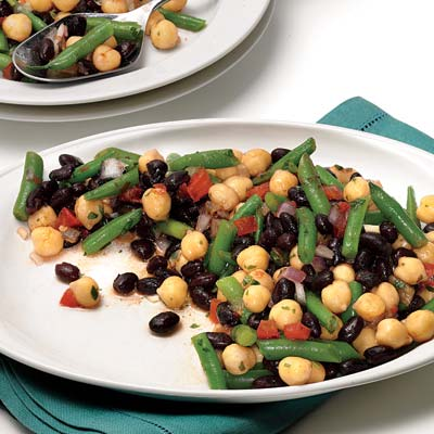 3 Bean Salsa Salad Recipe