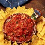 Cutting Board Salsa Recipe
