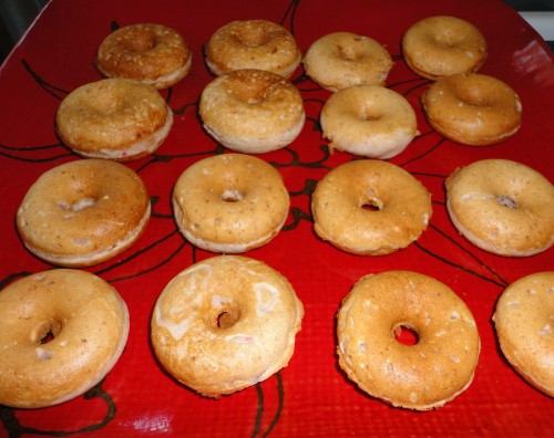 plain Strawberry Donut Maker Recipe