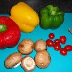Peppers & Portobello's