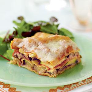 Zucchini Eggplant Lasagna Recipe