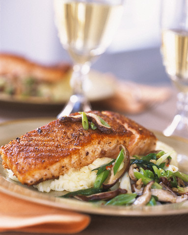 clean eating fish recipe