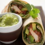 Grilled Chicken Burrito Recipe-Clean Eating