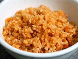 Mexican Brown Rice & Pinto Beans Clean Eating Recipe