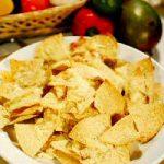 Crushed Tortilla Chip Casserole