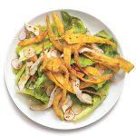 Chicken Salad With Crispy Tortillas